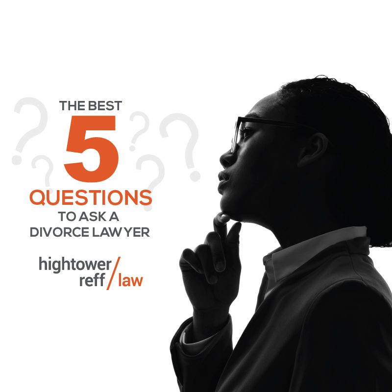 Best Questions To Ask A Divorce Lawyer