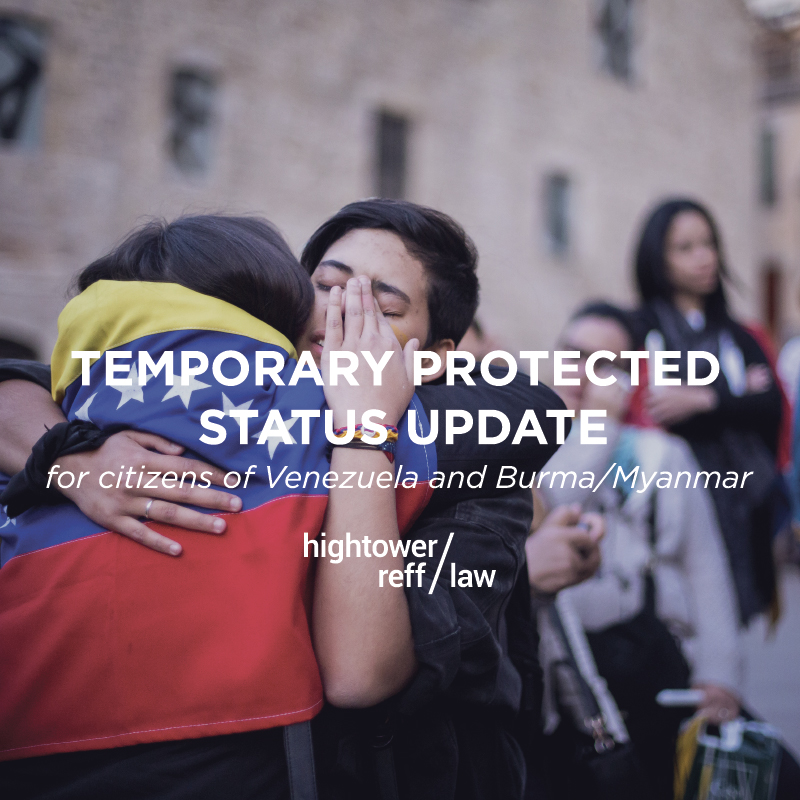 Apply for Temporary Protected Status March 2021 TPS Update